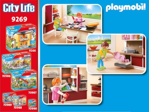 Playmobil 9269 Große Familienküche 9269 ▷ jetzt kaufen ...