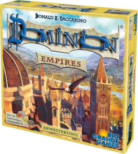 ASS Dominion Empires. Gesellschaftsspiel