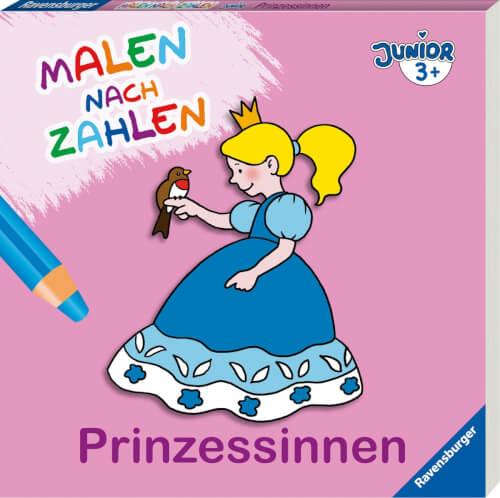 Ravensburger 55779 Malen Nach Zahlen Junior Prinzessin 55779