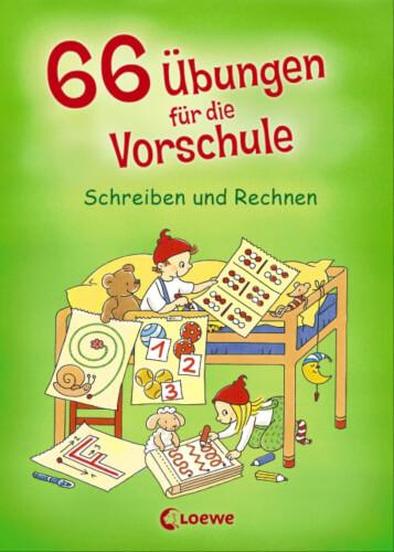 Loewe 66 übungen Vorschule Schreiben Und Rechnen 7327 Jetzt