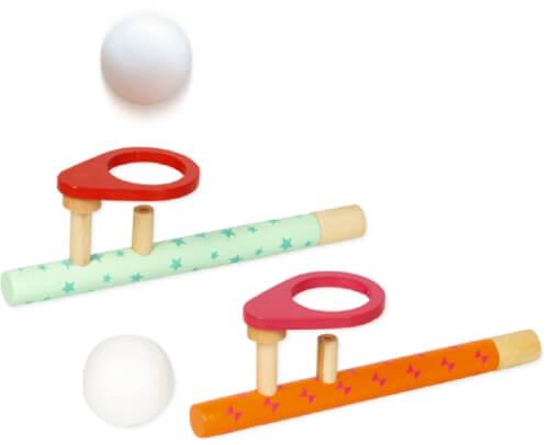 Pustepfeife Schwebender Ball  Bunte Geschenke, sortiert