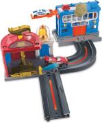 Mattel FXM38 Hot Wheels City Track Pack sortiert