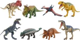 Mattel FMM23 Jurassic World Roarivores sortiert