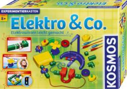 KOSMOS Experimentierkasten Elektro & Co.