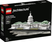 LEGO® Architecture 21030 Das Kapitol, 1032 Teile, ab 12 Jahre