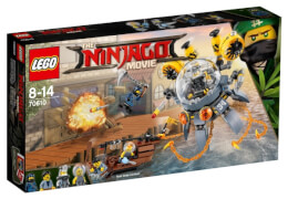 LEGO® 70610 The Ninjago Movie Turbo-Qualle - Verbandsexklusiv