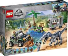 LEGO® Jurassic World 75935 Baryonyx' Kräftemessen: die Schatzsuche
