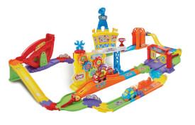 Vtech 80-180204 Tut Tut Baby Flitzer-RC Rennbahn