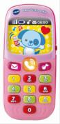 Vtech 80-138154 Tierchen Lernhandy, pink