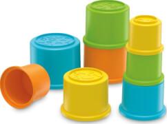 Mattel GCM79 Fisher-Price® Bunte Stapelbecher