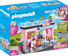 Playmobil 70015 Mein Lieblingscafé