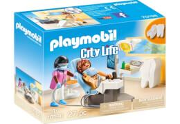 Playmobil 70198 Beim Facharzt: Zahnarzt