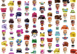 Mattel MyMiniMixieQs 2er Pack Blindbag