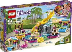 LEGO® Friends 41374 Andreas Pool-Party