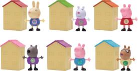 Jazwares Peppa PEP0392 PEPPA  - Figuren im Haus Blind Pack sortiert