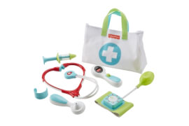 Mattel Fisher Price New Born Medical Kit