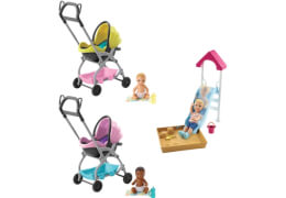 Mattel FXG94 Barbie® Skipper Babysitters Inc. Storytelling Pack