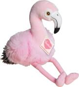 Teddy Hermann Flamingo Miss Pinky Herzekind, ca. 35 cm, Plüschtiere, ab 0 Monaten