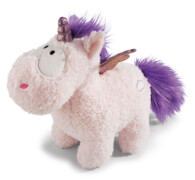NICI Theodor and Friends Einhorn Cloud Dreamer Kuscheltier, 32 cm stehend
