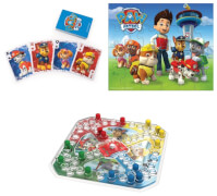 Spin Master Paw Patrol 3 Pack Games Bundle