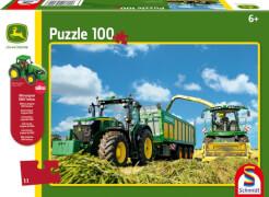 Schmidt Spiele John Deere, 7310R Traktor mit 8600i