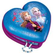 Ravensburger 12120 Puzzle 3D Herz Frozen 2 54 Teile