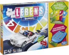 Hasbro A6769398 Das Spiel des Lebens Banking, für 2-4 Spieler, ab 8 Jahren