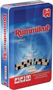 Jumbo 03817 - Original Rummikub Kompakt in Metalldose, für 2-4 Spieler, ab 8 Jahren