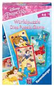 Ravensburger 234523 Disney Princess Würfelpuzzle Mitbringspiel