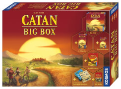 Kosmos Catan - Big Box 2019