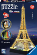 Ravensburger 125791 Puzzle 3D Eiffelturm Night Edition 216 Teile