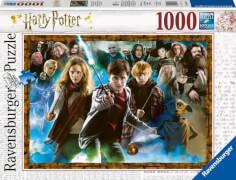 Ravensburger 151714 Puzzle Der Zauberschüler Harry Potter 1000 Teile