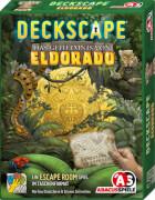 Deckscape - Das Geheimnis von Eldorado, Escape Room Spiel, Kartenspiel