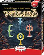 AMIGO 06900 Wizard, Kombinationsspiel, für 3-6 Spieler, ab 10 Jahren