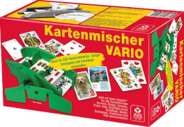 ASS Kartenmischer Vario. Spielezubehör