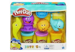 Hasbro B1378EU4 Play-Doh Unterwasser Knetwelt, ab 3 Jahren