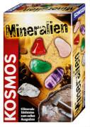 KOSMOS Experimentierkasten Ausgrabungsset Mineralien