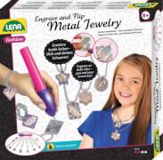 Fashion Metal Jewelry, Faltschachtel