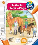 Ravensburger 32913 tiptoi® Wieso? Weshalb? Warum? 13: Die Welt der Pferde und Po