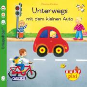 Carlsen Baby Pixi Band 33: Unterwegs mit dem kleinen Auto