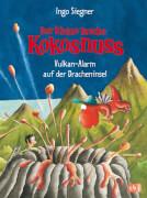 Der kleine Drache Kokosnuss - Vulkan-Alarm auf der Dracheninsel, Band 24, Gebundenes Buch, 80 Seiten, ab 6 Jahren