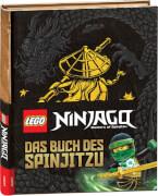 LEGO® Ninjago - Das Buch des Spinjitzu - Das Handbuch für Ninja, 96 Seiten, ab 6 Jahren