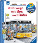 Ravensburger 32672 WIESO? WESHALB? WARUM? Unterwegs mit Bus und Bahn