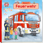 WAS IST WAS Kindergarten Band 7 - Feuerwehr, Klappenbuch, 12 Seiten, ab 3 Jahren