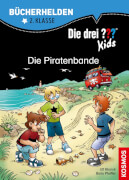 Kosmos Bücherhelden 2. Kl: Die drei ??? Kids -