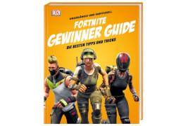 Fortnite Gewinner Guide, 64 Seiten, Fester Einband,ab 11 Jahre
