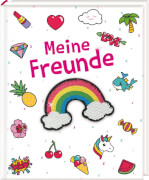 Freundebuch: Funny Patches - Meine Freunde
