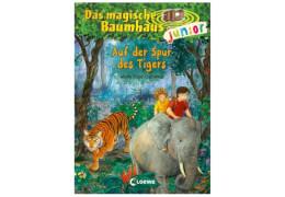 Das magische Baumhaus junior - Auf der Spur des Tigers