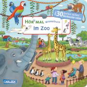 Hör mal: Wimmelbuch: Im Zoo
