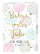 Fotokarten-Box Babys erstes Jahr - Deine Meilensteine
